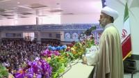 خطیب جمعه بیرجند : وحدت، رمز پیروزی مسلمانان