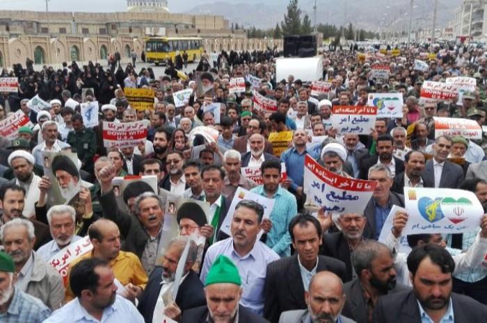 دعوت شورای هماهنگی تبلیغات اسلامی از مردم برای حضور در راهپیمایی