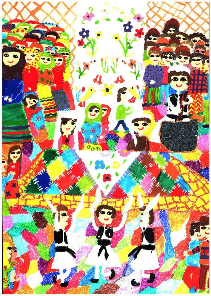 درخشش اعضای کانون پرورش فکری قاین در جشنواره تاشکند