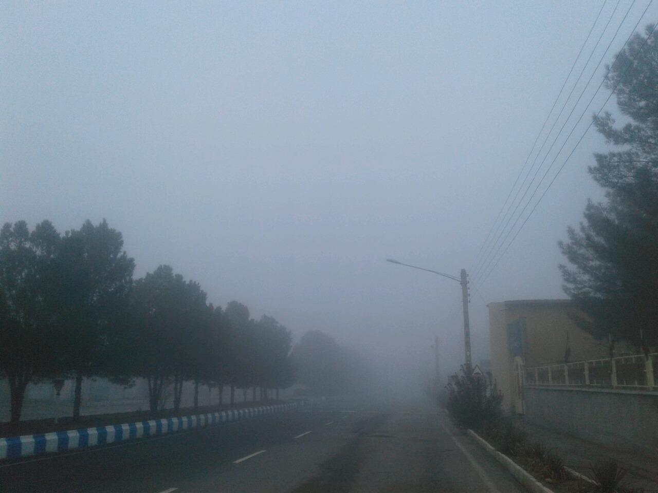 بارش باران و برف برای امروز و فردا در خراسان جنوبی