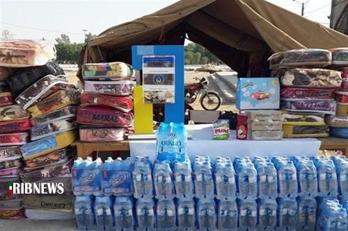 تداوم کمکهای مردم خراسان جنوبی به سیل زدگان سیستان و بلوچستان