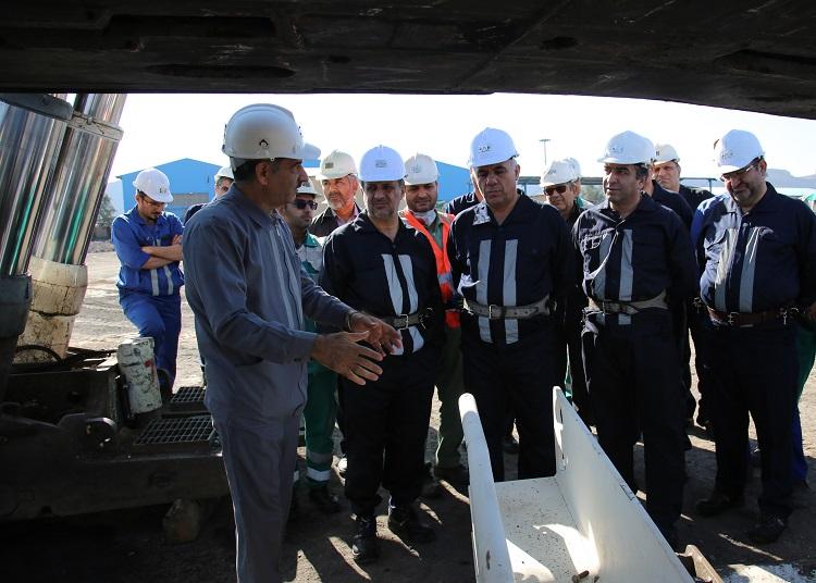بهره برداری از هشتمین کارگاه استخراج مکانیزه زغالسنگ طبس