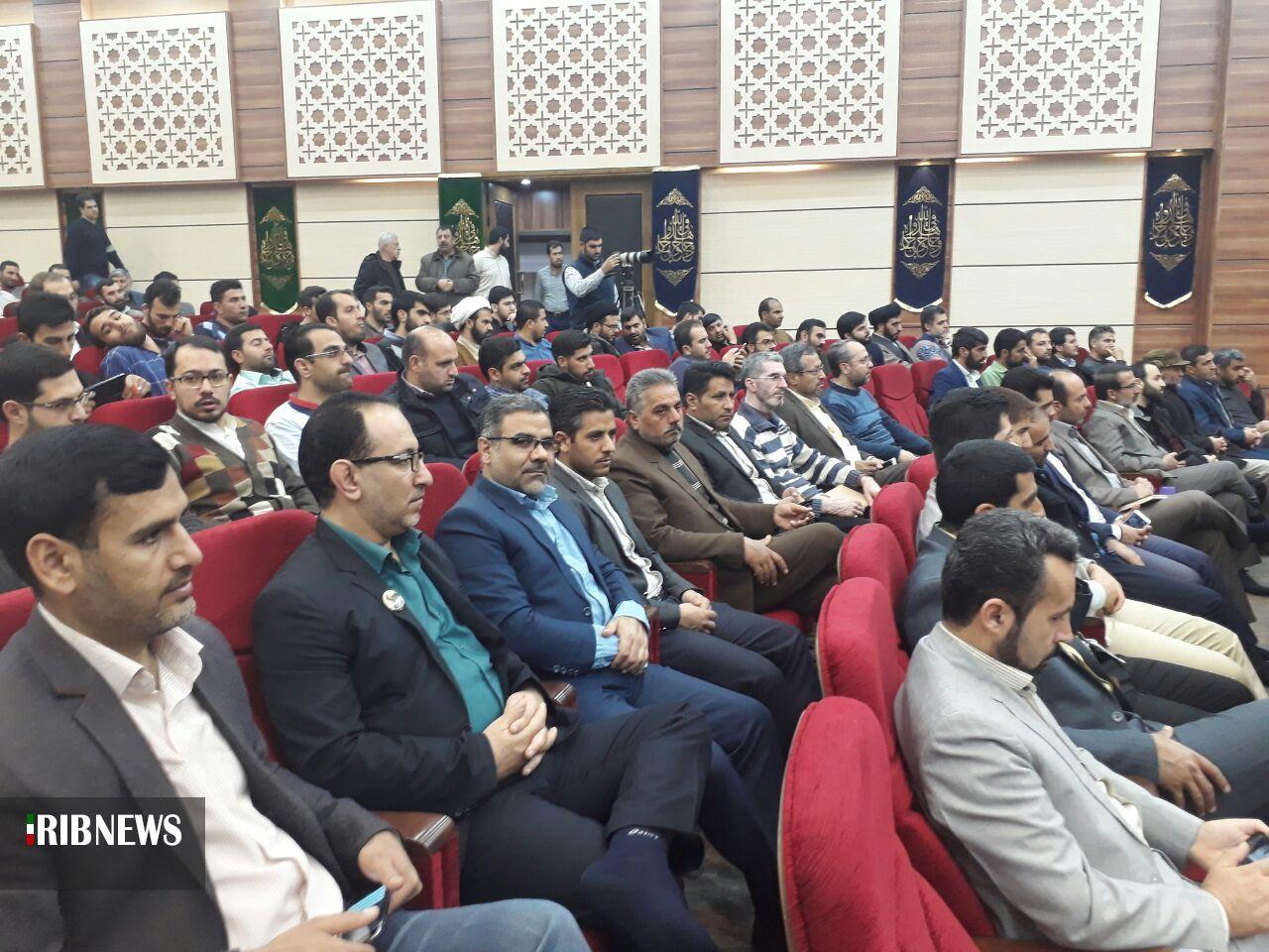 تجلیل از دو گروه جهادی خراسان جنوبی در سومین جشنواره ملی جهادگران