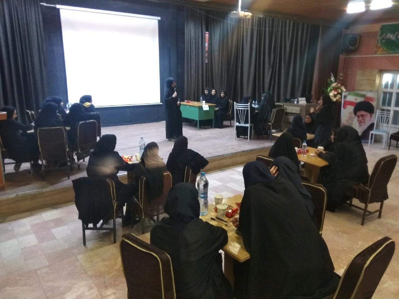 برگزاری مسابقات هوش برتر در مدارس فردوس