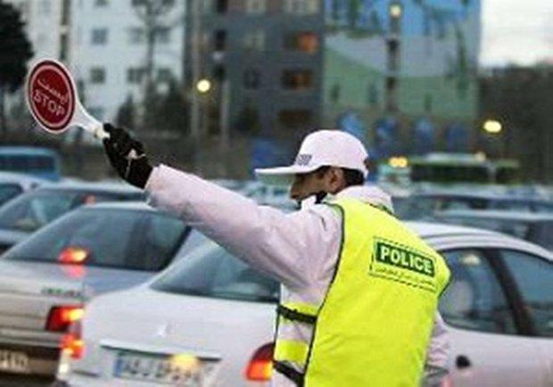 محدودیت های ترافیکی راهپیمایی 22 بهمن در شهرستان