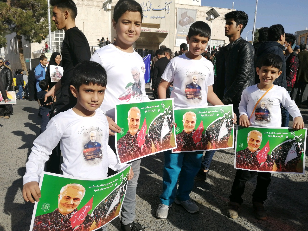 آغاز راهپیمایی باشکوه یوم الله 22 بهمن در بیرجند
