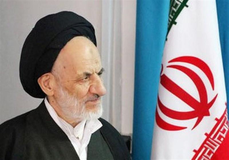 ایران قوی/ پیام قدردانی آیت الله عبادی برای حضور مردم در راهپیمایی ۲۲ بهمن