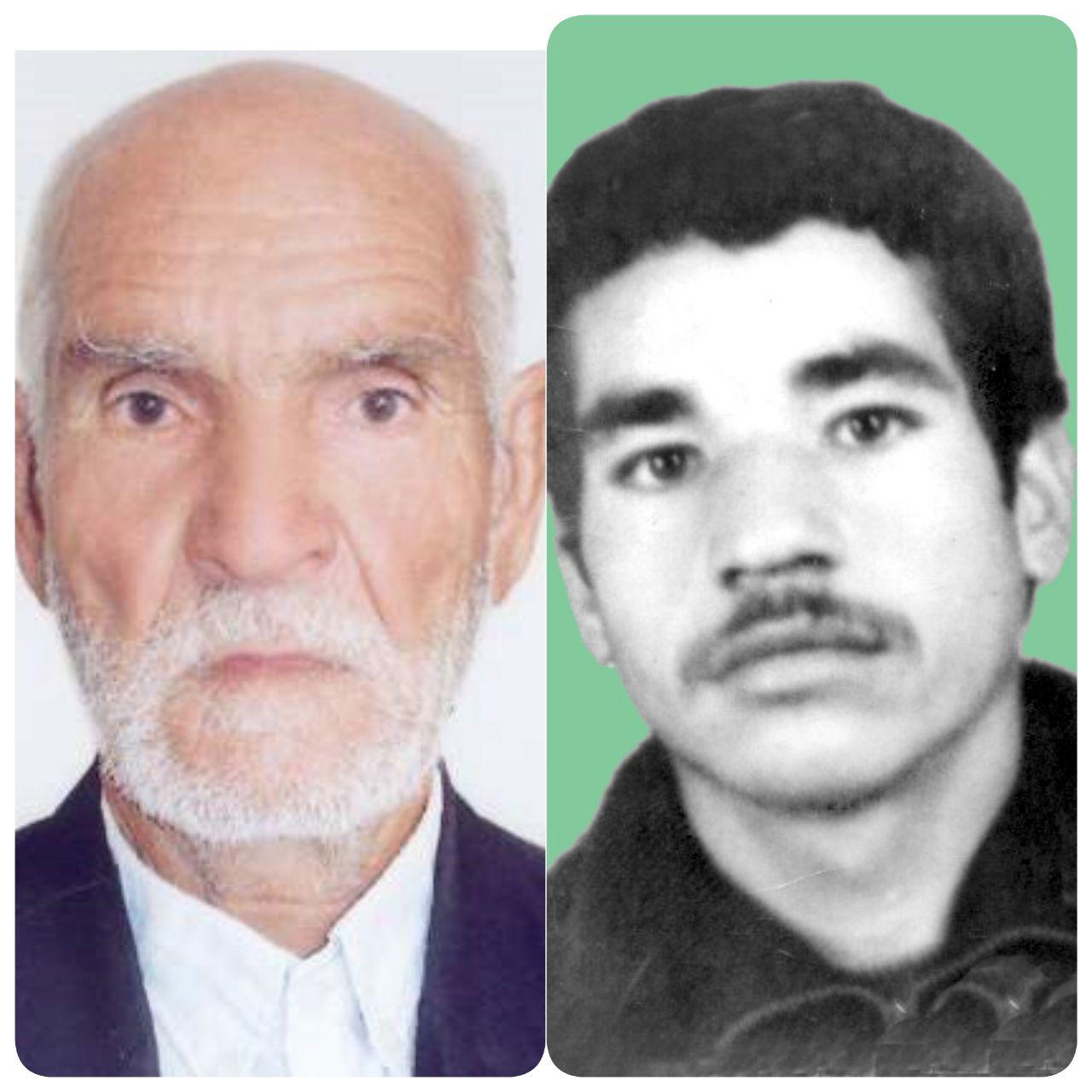 درگذشت پدر شهید علی اکبر شریفی محترم