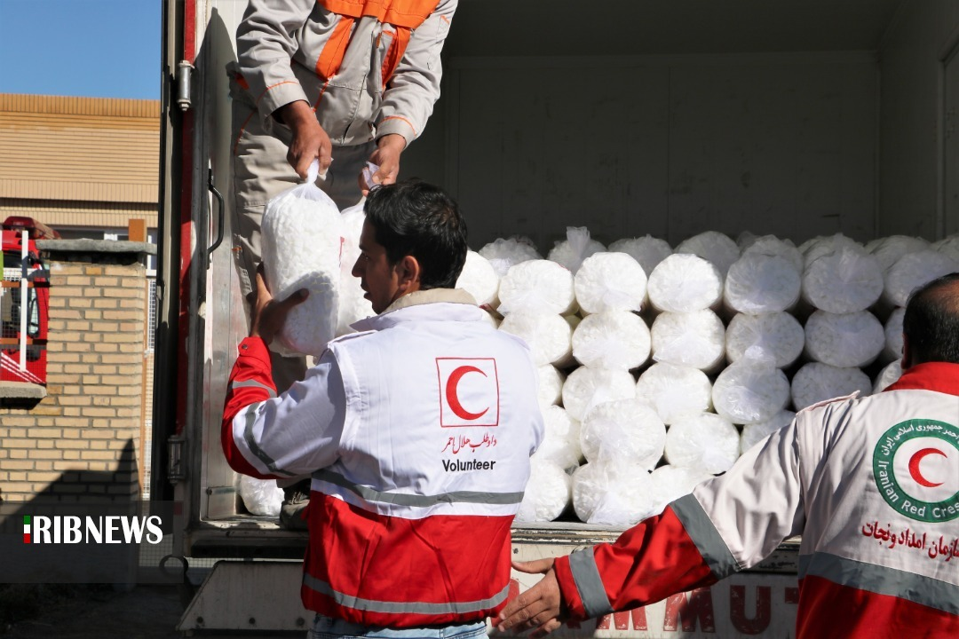 ارسال هفتمین محموله کمکهای مردمی به سیل زدگان سیستان