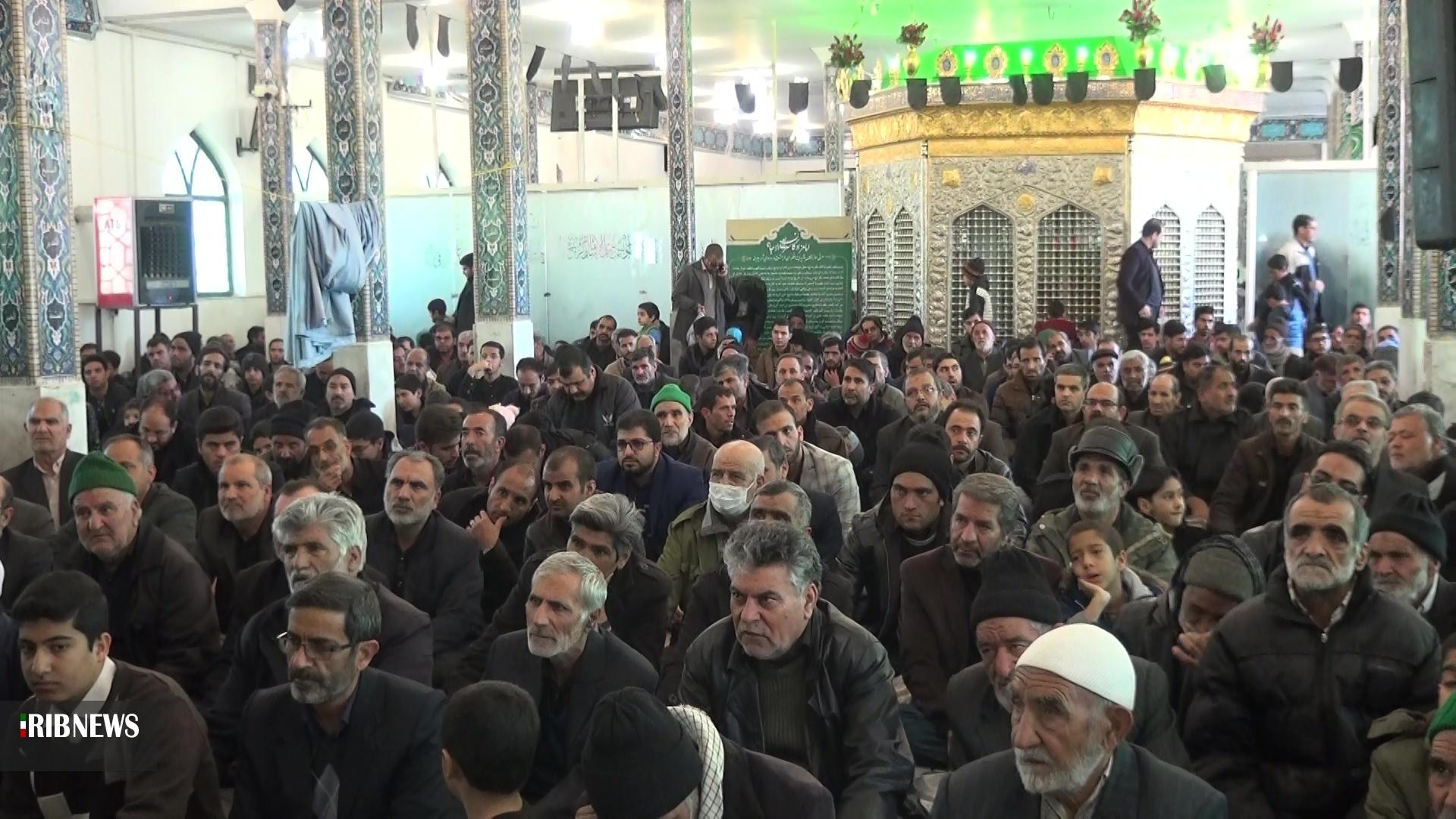 خراسان جنوبی غرق در ماتم و عزا