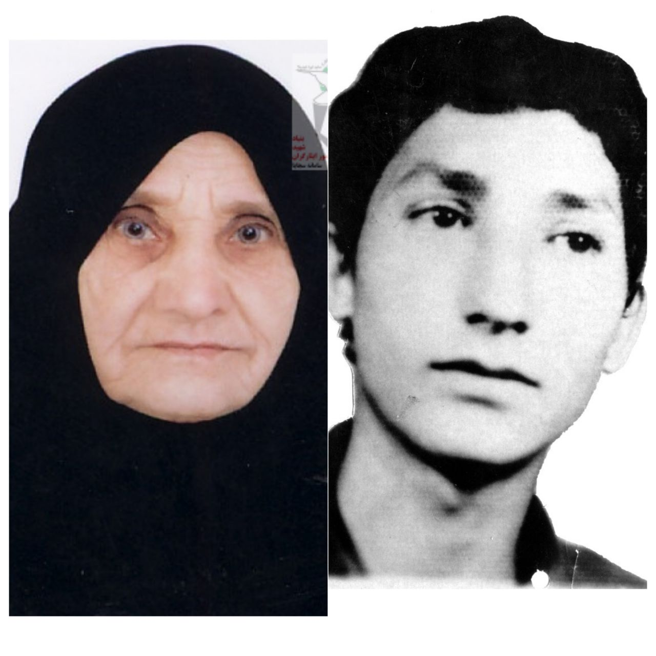 درگذشت مادر شهید عباس معیل