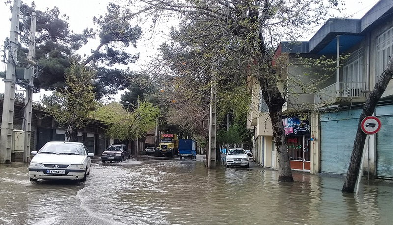 آغاز فعالیت سامانه بارشی در خراسان جنوبی