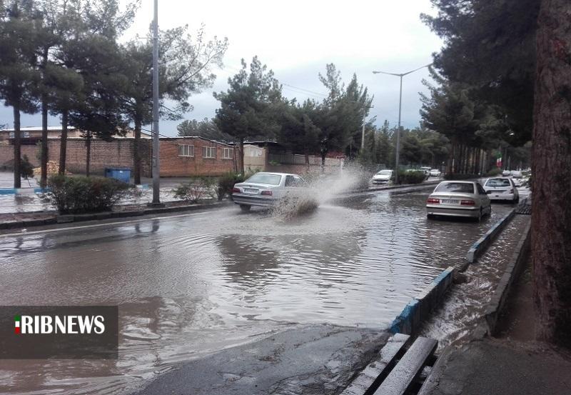 شهرستان فردوس، رکوددار بارندگیهای ۲۴ ساعت گذشته در خراسان جنوبی