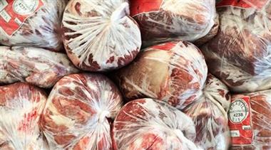 توزیع 3 تن گوشت گوساله در نهبندان