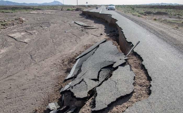 خسارت بی سابقه 356 میلیاردی سیل به جاده های طبس