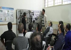 اشتغال روزانه 620 زندانی درکارگاههای تولیدی