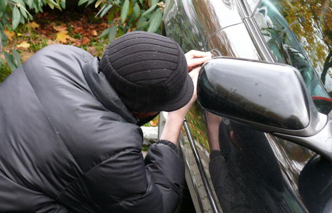 دستگیری سارقان خودرو در بیرجند