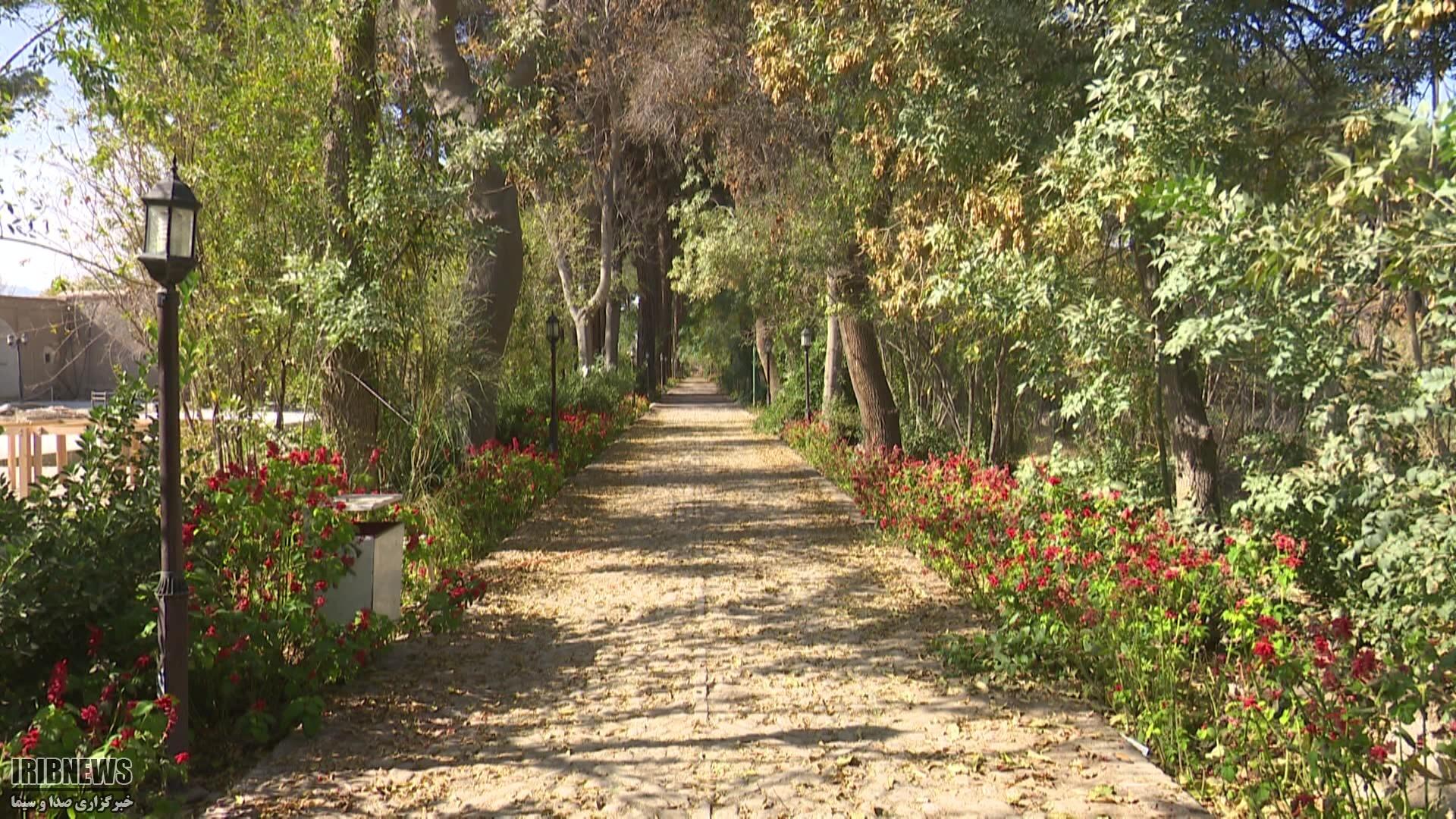 سرمایه گذاری 9 میلیارد تومانی در موقوفه باغ و عمارت شوکتآباد