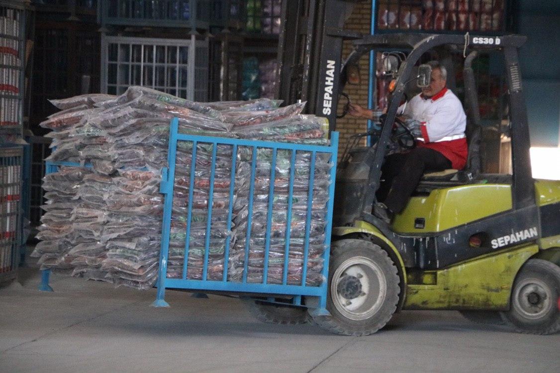 ارسال محموله 500 میلیونی کمک های مردمی به منطقه سیل زده درح