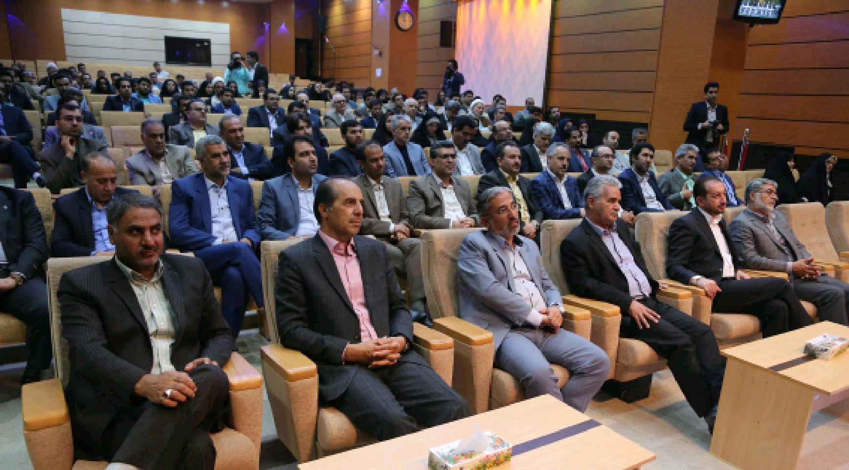 معرفی رئیس جدید سازمان مدیریت و برنامه ریزی خراسان جنوبی