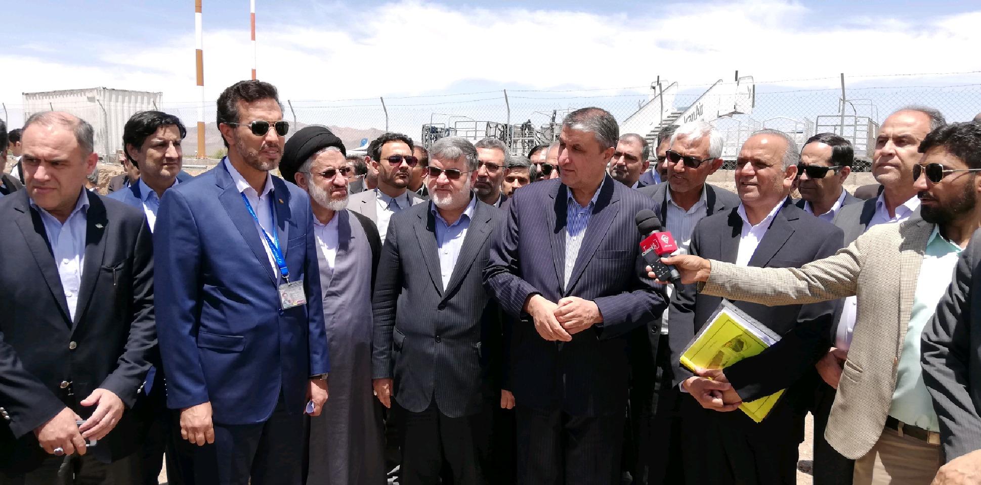 وزیر راه و شهرسازی : اتصال خراسان جنوبی به راه آهن جزء اولویت های وزارت