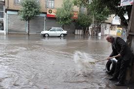 آرین شهر رکورددار بارشهای خراسان جنوبی
