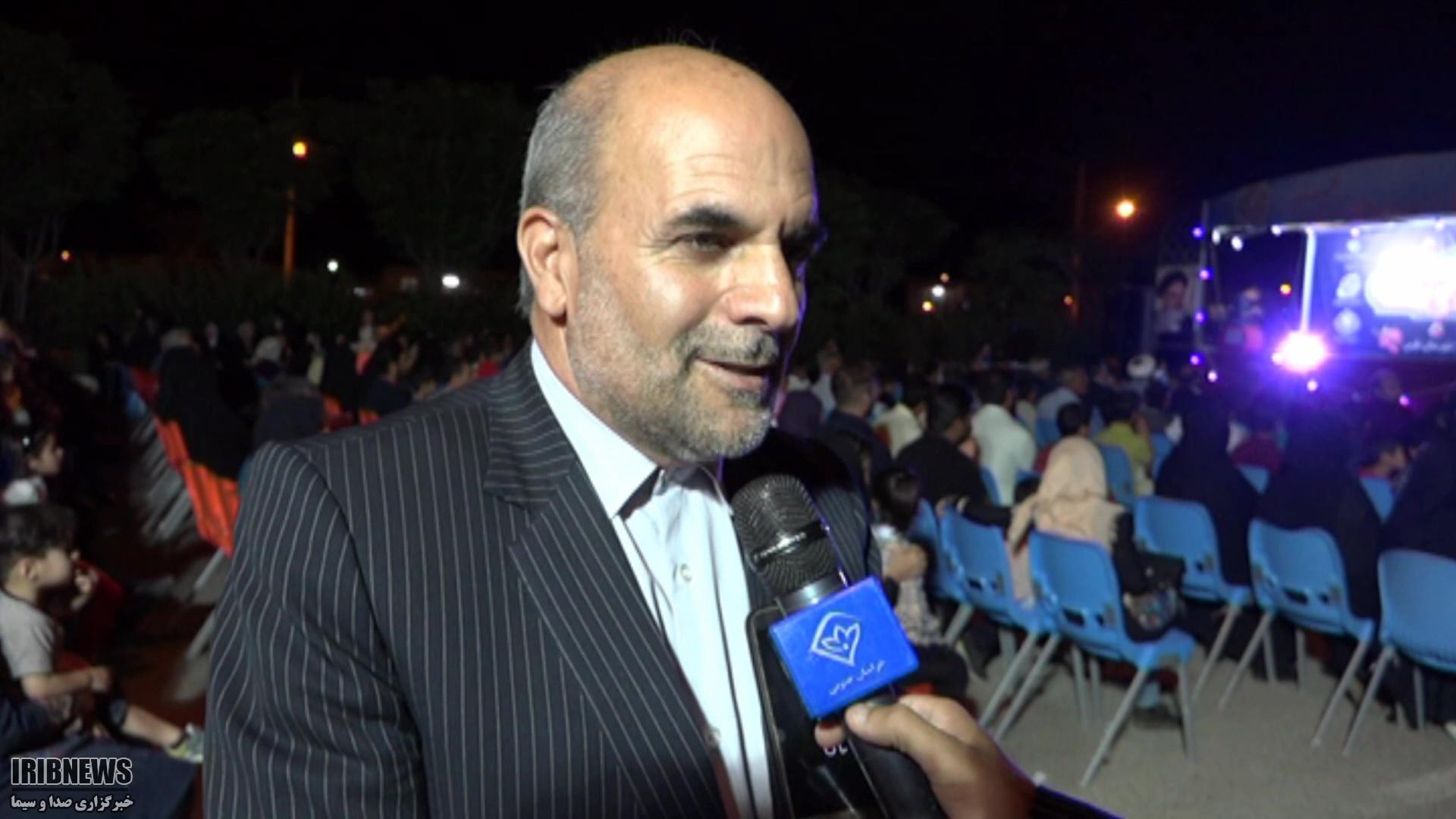 کمک ۶۴میلیون تومانی مردم طبس به جشن گلریزان