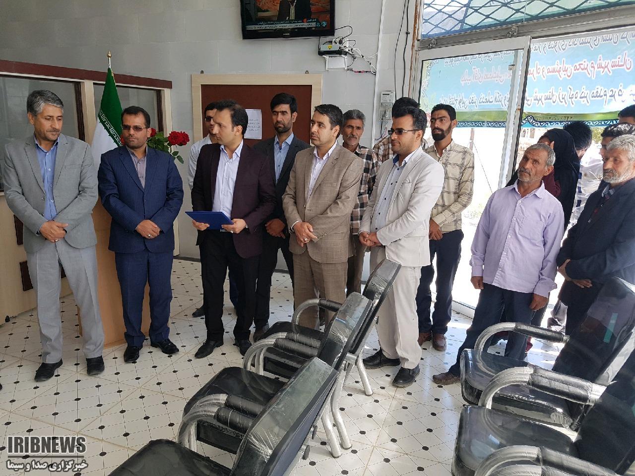 افتتاح دفتر خدمات الکترونیک قضایی در زیرکوه