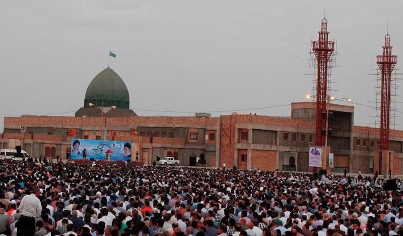 اقامه نماز عید فطر در بیرجند به امامت نماینده ولی فقیه