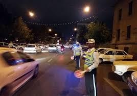 محدودیتهای ترافیکی امشب در بیرجند