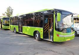 خدمات رایگان اتوبوسرانی و تاکسیرانی بیرجند در روز عید فطر