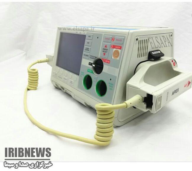 اهدای تجهیزات پزشکی به مرکز تخقیقات قلب و عروق بیرجند