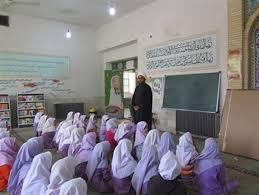 اجرای طرح روحانی معین در صد آموزشگاه بیرجند