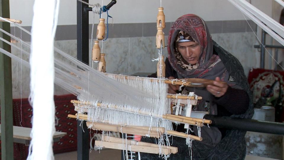 تولید حدود 3 میلیون متر منسوجات سنتی در خراسان جنوبی