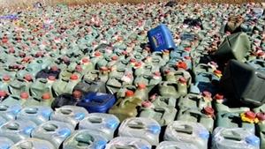 محکومیت 612 میلیونی برای قاچاقچی سوخت در نهبندان