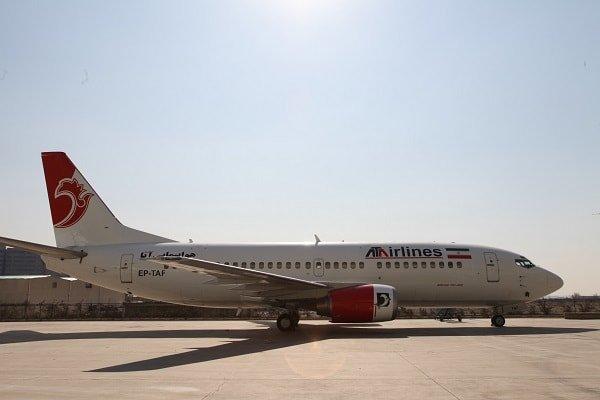 تاخیر 3 ساعته پرواز بیرجند به تهران