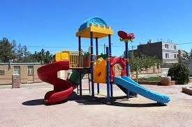 خرید تجهیزات پارکی _ ورزشی برای پارکهای نهبندان