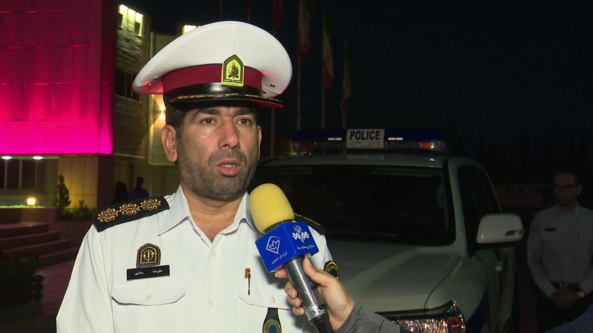 آغاز طرح تابستانه پلیس در جاده های استان از اول تیر