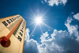 هوا گرم تر می شود