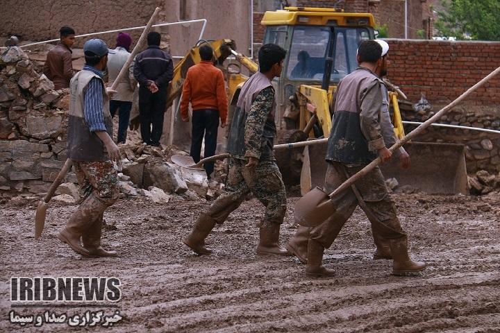 کمک 150 میلیون تومان کمیته امداد به سیل زدگان