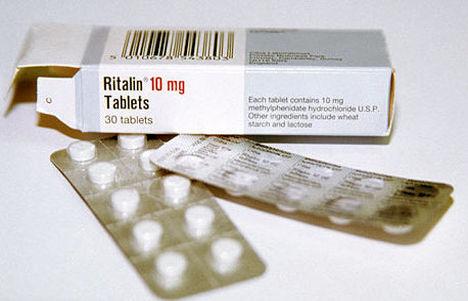 فروش بدون نسخه داروی ریتالین ممنوع