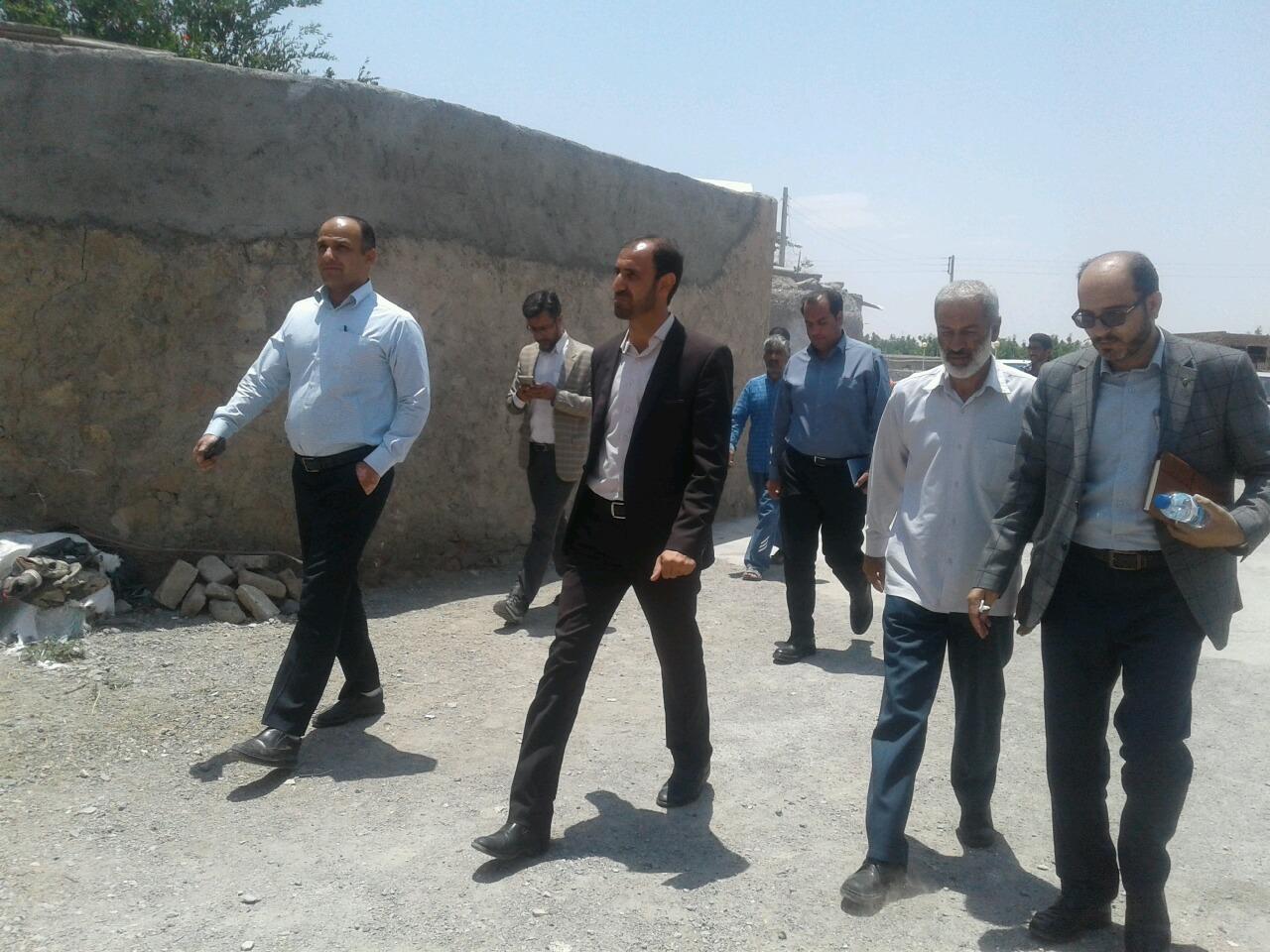 زیر سازی و آسفالت جاده روستای گل به ماژان تا شهریور