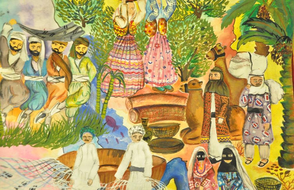 درخشش اعضای کانون خراسان جنوبی در مسابقهی بینالمللی نقاشی بلاروس