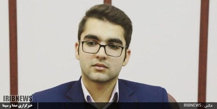 رکورد جوان نخبه شهر مرزی درح در کنکور ارشد