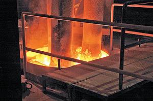 تولید 75 هزار تن فرآورده نسوز در بزرگترین واحد تولید اکسیدمنیزیم کشور