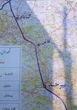 برداشته شدن گام اول عملیات راه آهن بیرجند_ مشهد