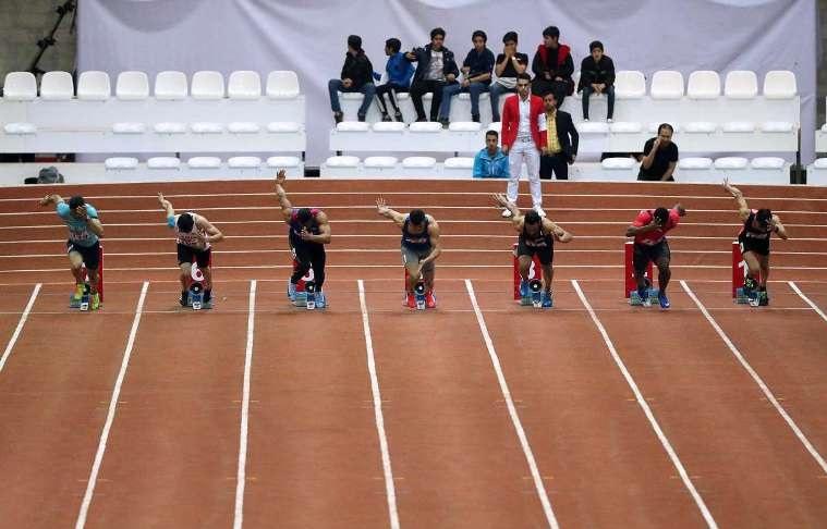 حضور ورزشکاران استان در مسابقات کشوری جانبازان و معلولین