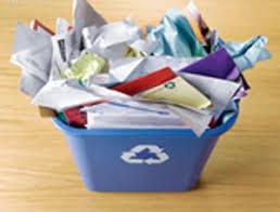 اجرای طرح بازیافت کاغذ در دانشگاه علوم پزشکی بیرجند