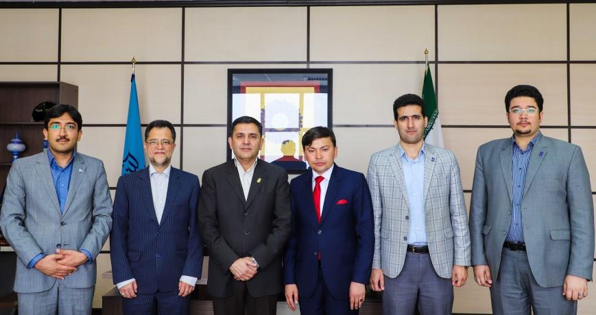 امضای تفاهم نامه همکاری دانشگاه بیرجند با دانشگاه میوند افغانستان