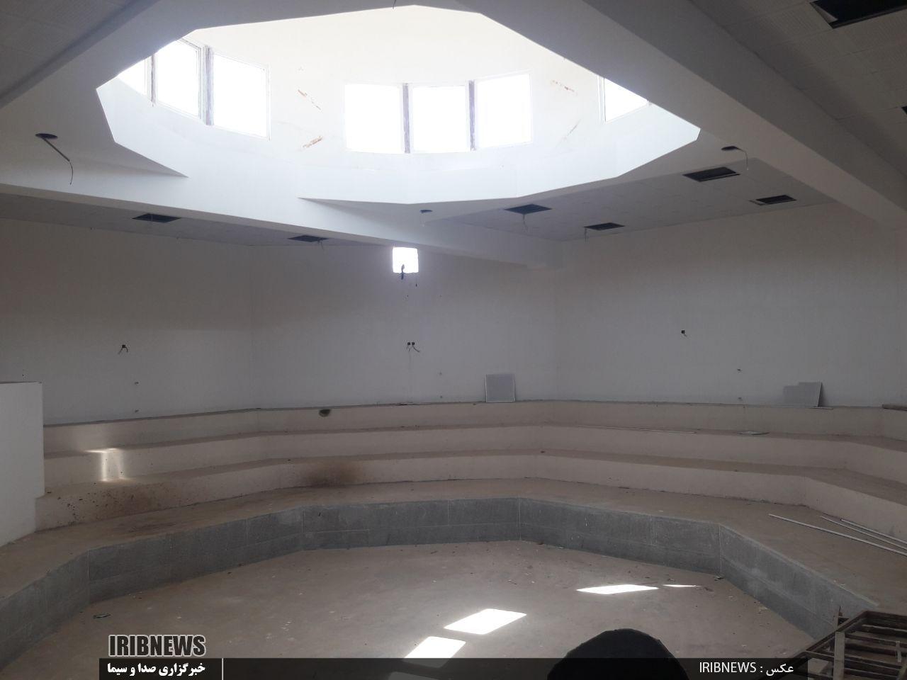 تکمیل ساختمان گود باستانی شهرداری اسلامیه